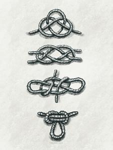 Knot So Fast by Elizabeth Tyndall
