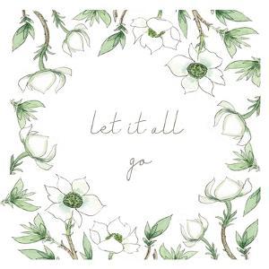 Let It All Go by Elizabeth Tyndall
