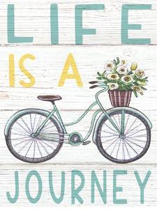 Life is a Journey by Elizabeth Tyndall