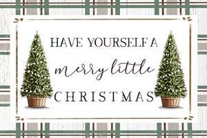 Merry Little Christmas II by Elizabeth Tyndall