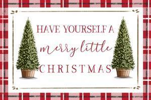 Merry Little Christmas by Elizabeth Tyndall