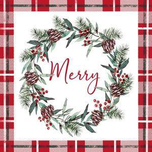 Merry Red by Elizabeth Tyndall