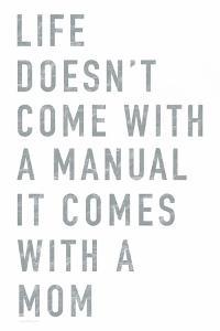 Mom Manual by Elizabeth Tyndall
