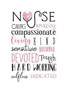 Nurse Art by Elizabeth Tyndall