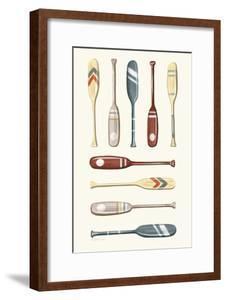 Oar Collection I by Elizabeth Tyndall