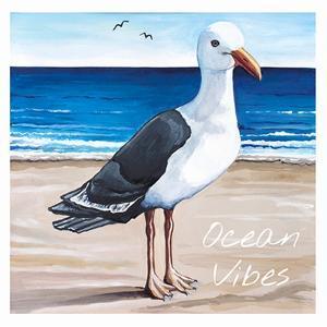 Ocean Vibes by Elizabeth Tyndall