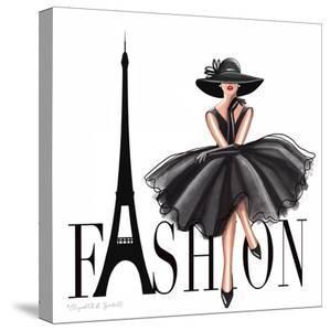 Paris Fashion by Elizabeth Tyndall
