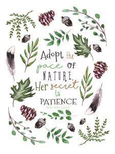 Patience by Elizabeth Tyndall