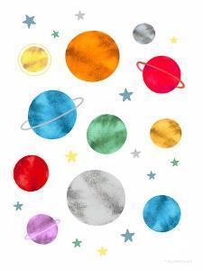 Planets by Elizabeth Tyndall
