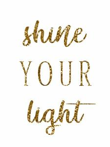 Shine Your Light by Elizabeth Tyndall