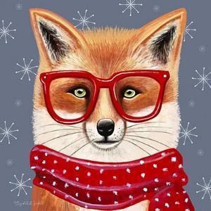 Sly Fox by Elizabeth Tyndall