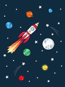 Space by Elizabeth Tyndall