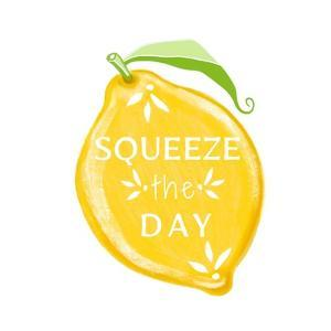 Squeeze the Day IV by Elizabeth Tyndall