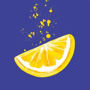 Squeezed Lemon by Elizabeth Tyndall