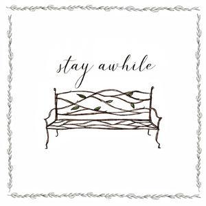 Stay Awhile by Elizabeth Tyndall