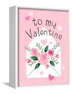 To My Valentine by Elizabeth Tyndall