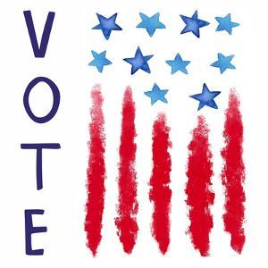 Vote by Elizabeth Tyndall