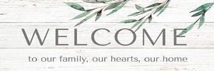 Welcome by Elizabeth Tyndall