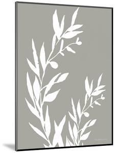 White Leaves II by Elizabeth Tyndall