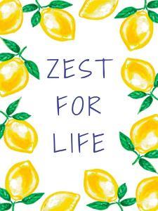 Zest for Life by Elizabeth Tyndall