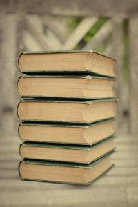 Antique Books by Elizabeth Urqhurt
