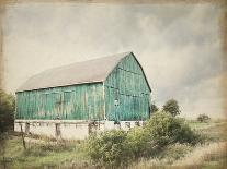 Late Summer Barn I Crop-Elizabeth Urquhart-Photo