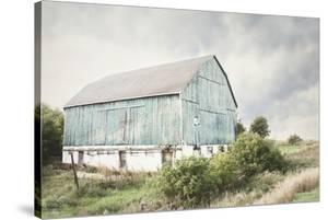 Late Summer Barn I Crop by Elizabeth Urquhart