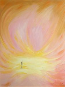 The Purified Soul Is Like a Bright, Beautiful Chamber by Elizabeth Wang