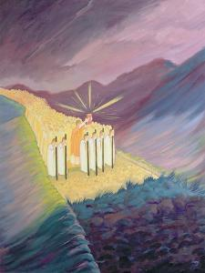 We Walk in the Sacred Tradition, Guided by the Bible and the Teaching of the Church, 1995 by Elizabeth Wang