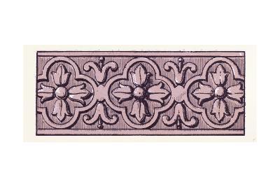 Elizabethan Ornament--Giclee Print