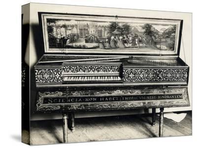 Elizabethan Spinet