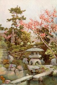 An Old Garden by Ella Du Cane
