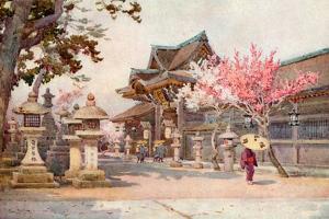 At Kitano Tenjin by Ella Du Cane