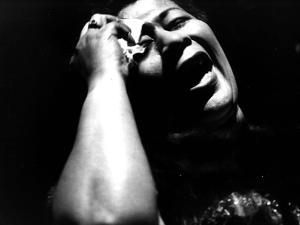 Ella Fitzgerald (1917-1996) American Jazz Singer C. 1960