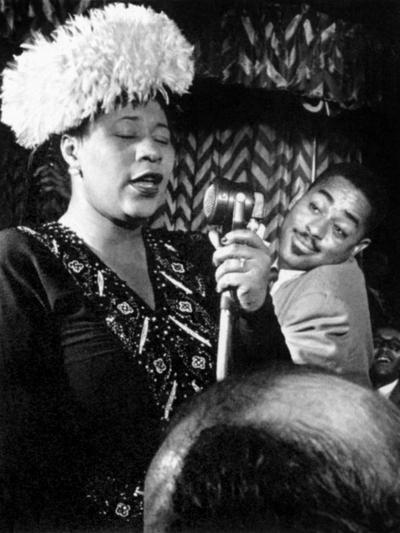 Ella Fitzgerald (1917-1996)--Giclee Print