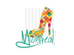 Montreal Shoe by Elle Stewart