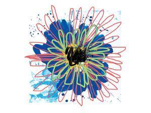 Peace Flower by Elle Stewart