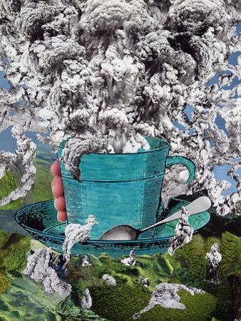Morning Coffee, 1994 by Ellen Golla