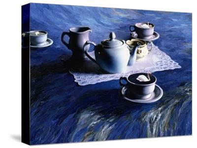 Tea Time with Gordy, 1998 by Ellen Golla