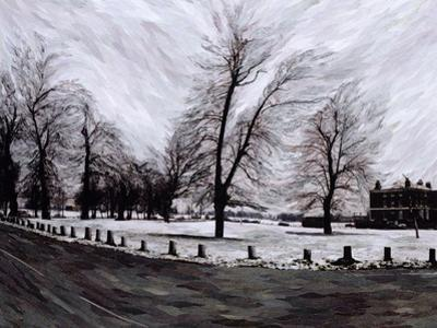 Westgrove, Looking Towards Blackheath, 1999 by Ellen Golla