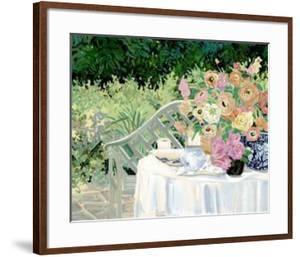 Garden Moments II by Ellen Gunn