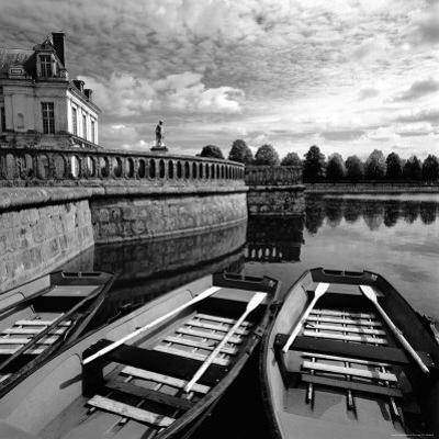 Etang Des Carpes, Palace, Fontainebleau, France