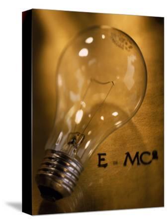 Lightbulb, Einstein's Theory of Relativity
