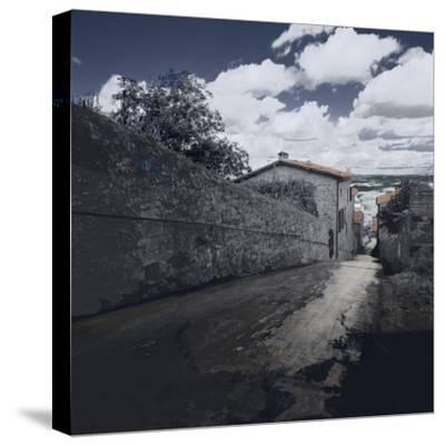 Street, Montalcino, Italy