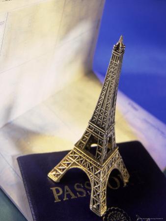 Travel Souvenir and American Passport