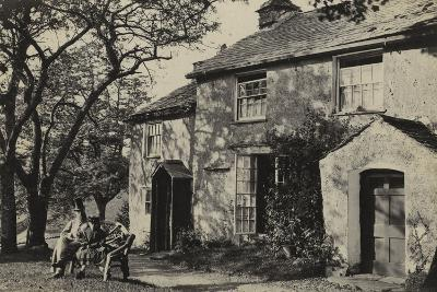 Elleray Cottage, Windermere, UK, Late 19th Century--Photographic Print
