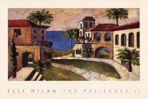 PALISADES II by Elli Milan