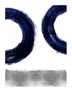 Gravitate Blue II by Ellie Roberts
