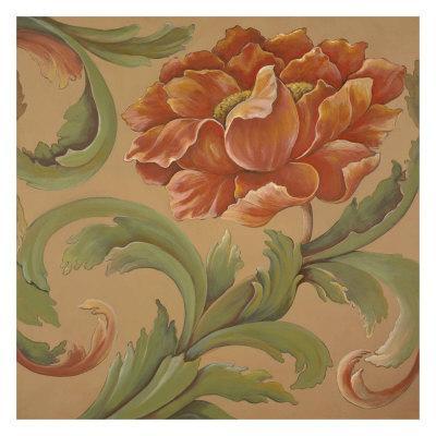 Baroque Flower II