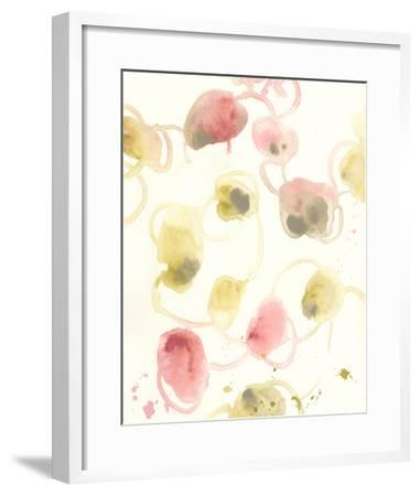 Elliptical Motion II-June Erica Vess-Framed Art Print